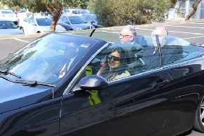 Kiran Mazumdar-Shaw car photo