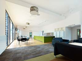 Gippsland Halls of Residence offer a modern and contempory living option