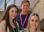 New FedUni students looking forward to Orientation Week