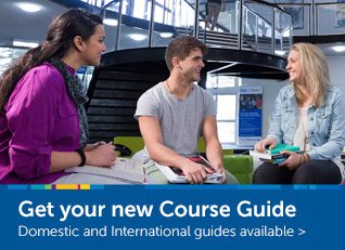 Get your new course guide