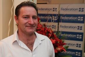 Darren Thomas - 2015 Ian Alexander Gordon scholarship