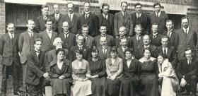 SMB staff 1921