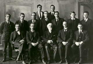 SMB Magazine Committee 1918 (Cat.No.412)