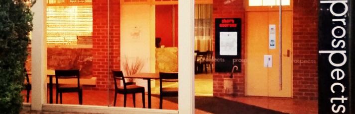 Prospects Restaurant Federation University Australia