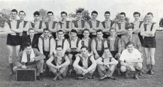 SMB Football Team, 1956