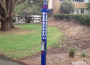 emergency assistance post Ballarat