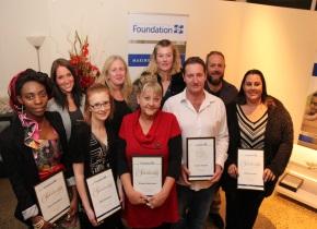 2015 Foundation Scholarship recipients