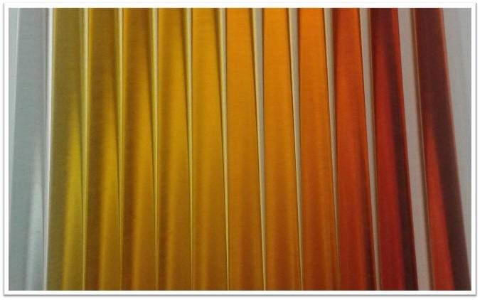 Solvent Degradation Colour Change During PCC